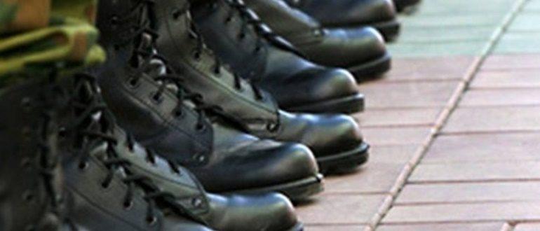 Военные берцы