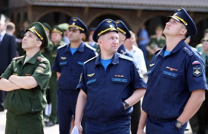 О форме военнослужащих