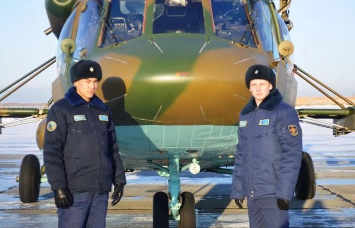 Служба летчиков