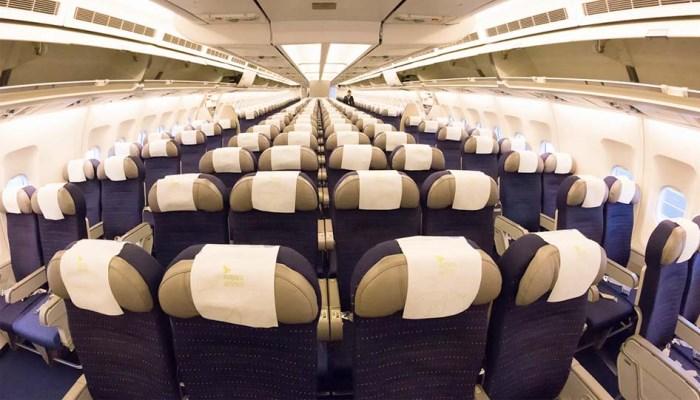 Салон Airbus A310