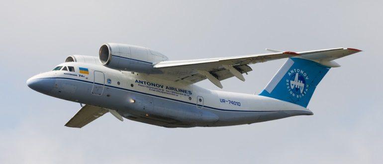 Самолет Ан-74