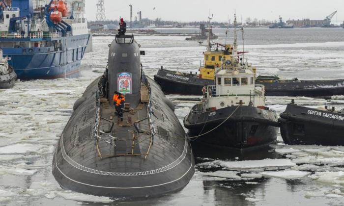 Подводные лодки проекта 885
