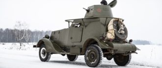 Бронеавтомобиль БА-20