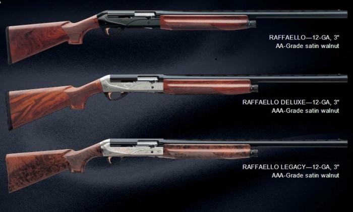 Любителей мелкокалиберных ружей