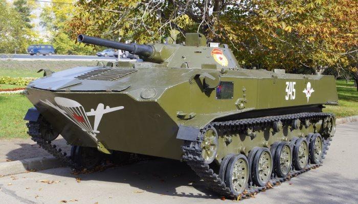 Разработка боевой машины