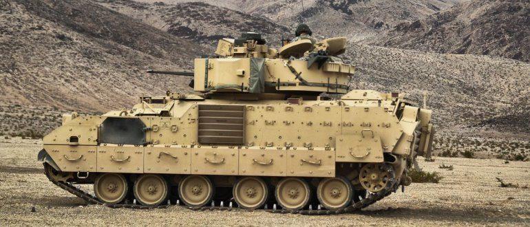 БМП М2 Bradley