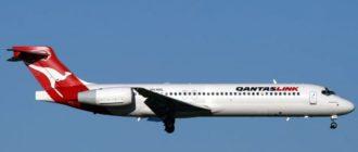 Самолет Boeing-717