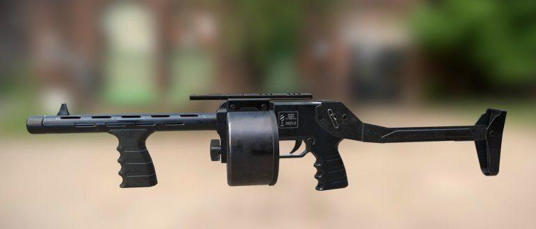 Дробовики Striker, Protecta, Streetsweeper