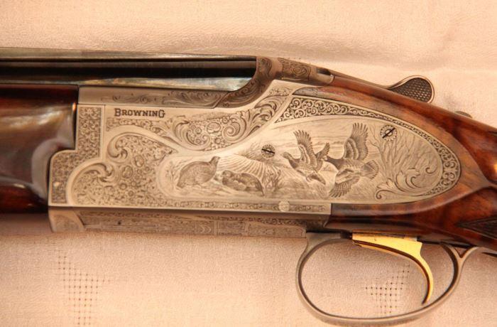 Описание Browning 525