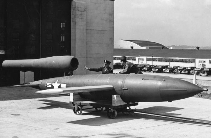 Крылатая ракета «Фау-1»