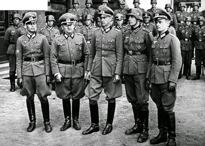 Форма офицерского состава