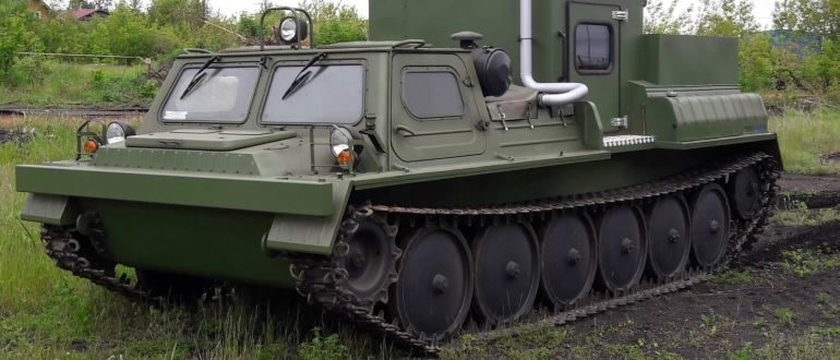 Вездеход ГАЗ-34039