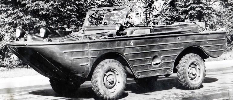 Автомобиль ГАЗ-46