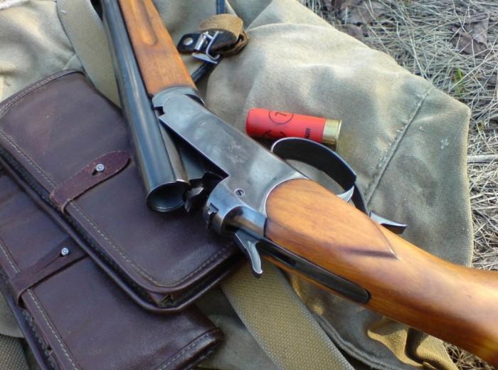 Ружье выпускалось вплоть до 70-х годов