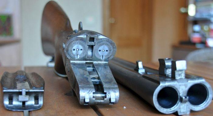 Детали ружья