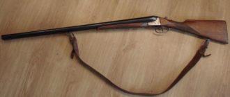 Ружье ИЖ-49