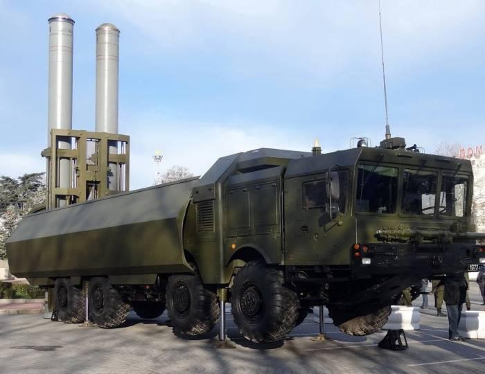 ТТХ берегового ракетного комплекса