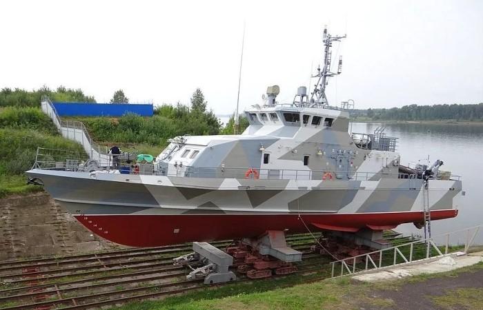 Оборудование катера