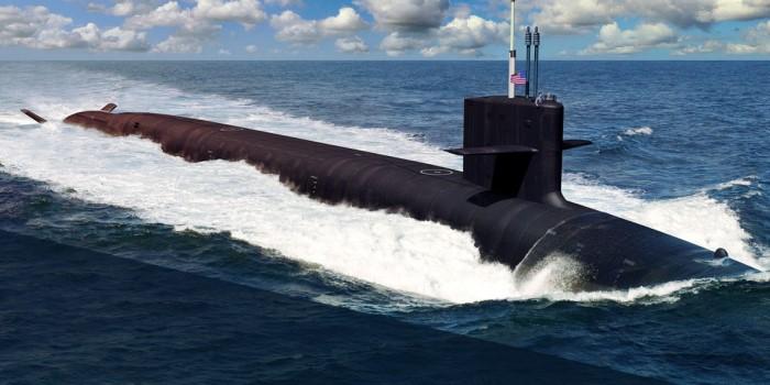 Особенности подводной лодки