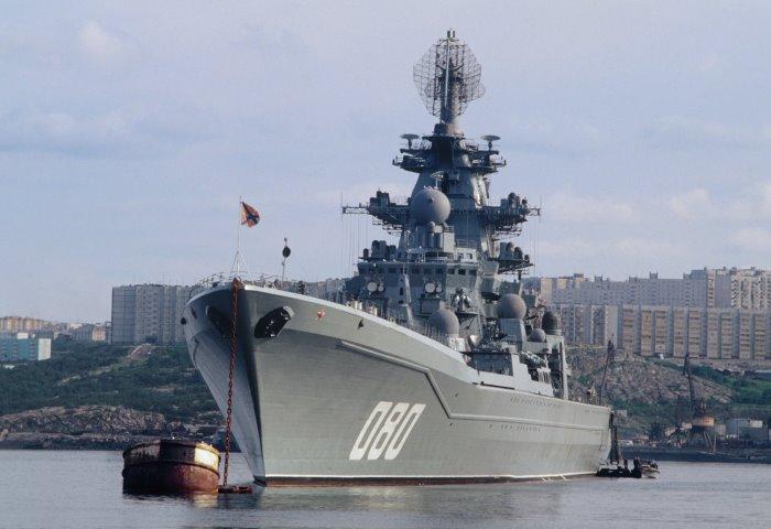«Адмирал Нахимов» в тяжелые годы