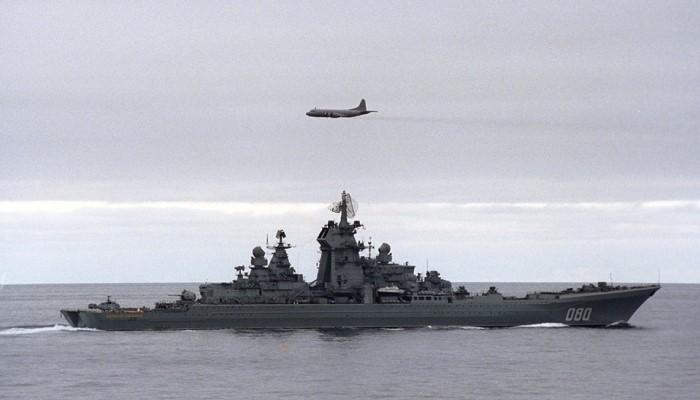 """Крейсер """"Адмирал Нахимов"""" выйдет на ходовые испытания"""