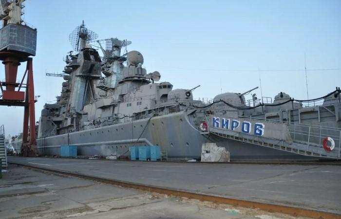 Тяжёлые крейсера проекта «Орлан»