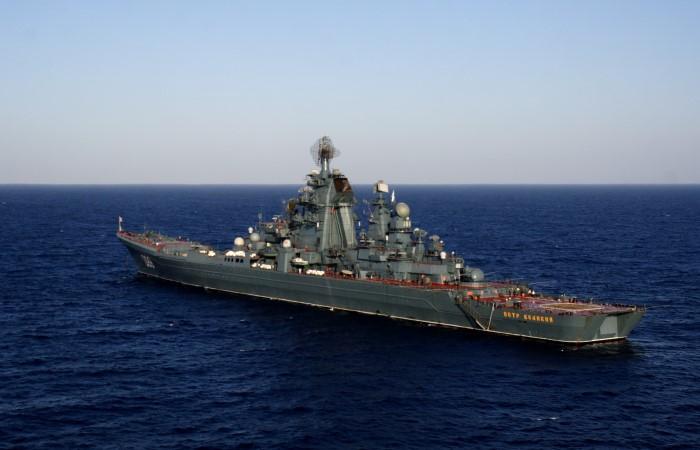 Конструкция боевого корабля