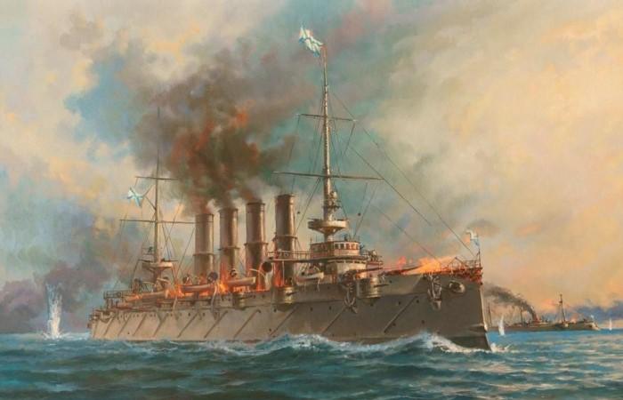 Гонка флотского вооружения