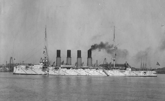 Блокада русского флота
