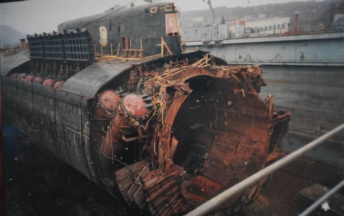 Служба подводной лодки
