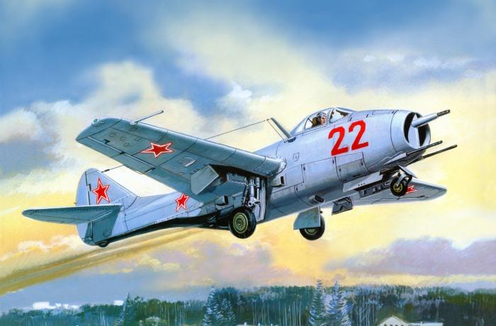 ИсторияМиГ-9