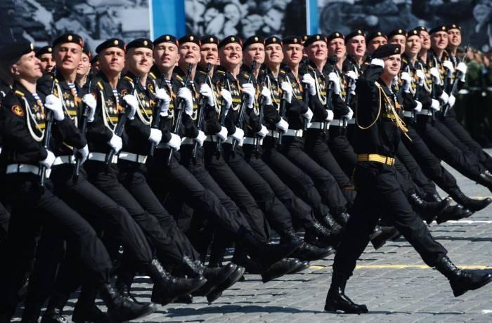 Отличие морских пехотинцев
