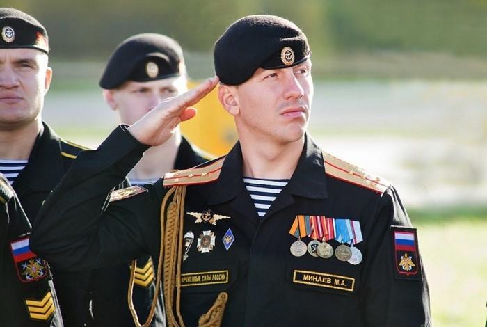 Современная морская пехота