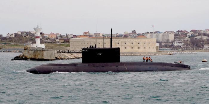 "Б-265 ""Краснодар"""