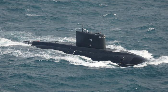 Подводная лодка проекта 636.3 «Варшавянка»