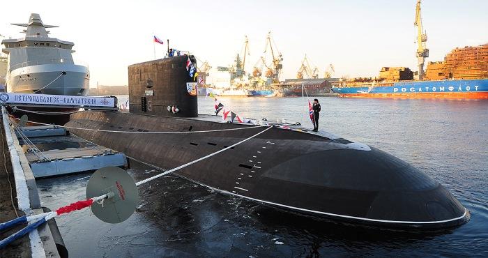 Б-274 «Петропавловск-Камчатский»