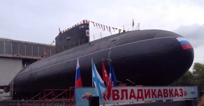 Б-459 плб «Владикавказ»