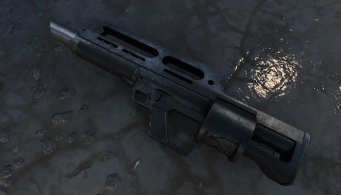 Оригинальное оружие