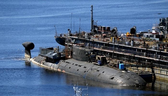 Лодки проекта 945