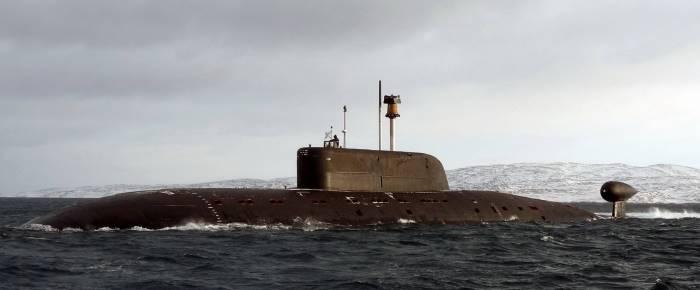 Вооружение подводных кораблей