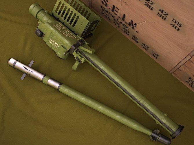 Ракета оснащена осколочно-фугасной боевой частью