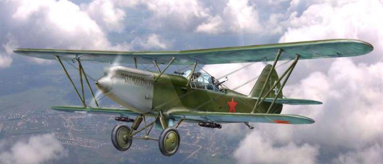 Самолет-разведчик Р-5