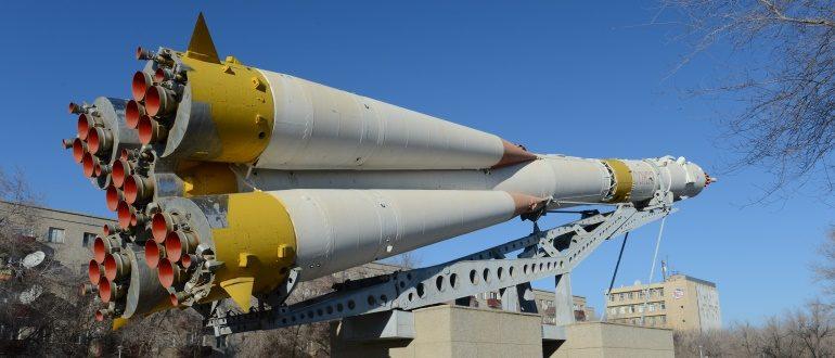 Баллистическая ракета Р-7