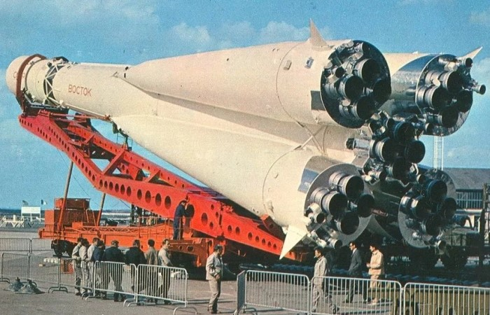 Конструкция ракеты