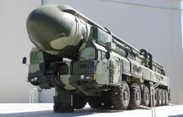 Устройство МБР РС-24