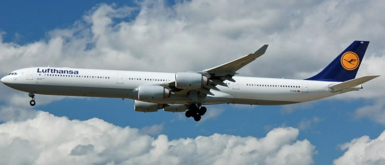 Самолет А340