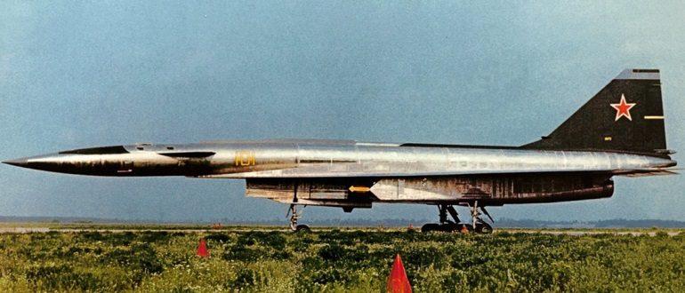 Самолёт Т-4