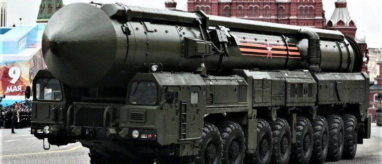 Ракета «Сармат»