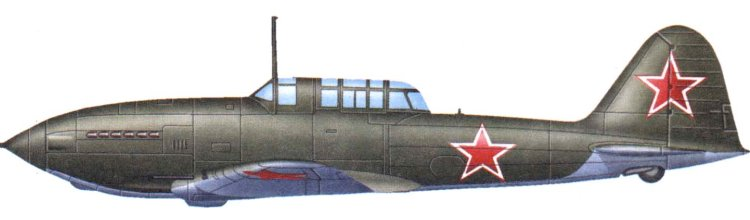 Ил-16 имеет меньшие размеры