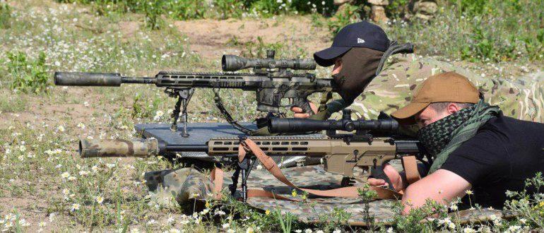 Как стать снайпером в армии РФ